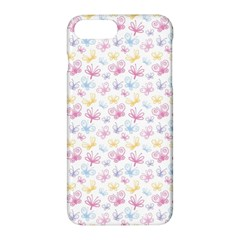 Pretty Colorful Butterflies Apple Iphone 7 Plus Hardshell Case