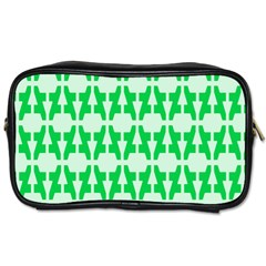 Sign Green A Toiletries Bags