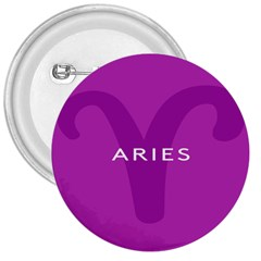 Zodiac Aries 3  Buttons