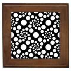 Pattern Framed Tiles