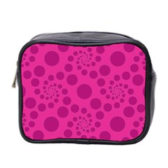 Pattern Mini Toiletries Bag 2-Side