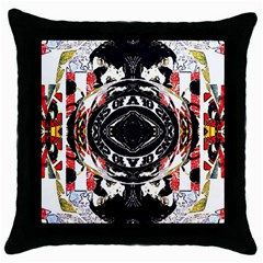 Son Of Anarchy Fading Effect Throw Pillow Case (Black)