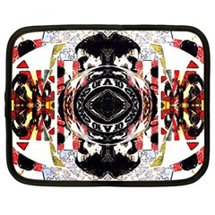 Son Of Anarchy Fading Effect Netbook Case (XL)