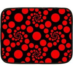 Pattern Fleece Blanket (Mini)