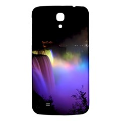 Niagara Falls Dancing Lights Colorful Lights Brighten Up The Night At Niagara Falls Samsung Galaxy Mega I9200 Hardshell Back Case