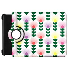 Floral Wallpaer Pattern Bright Bright Colorful Flowers Pattern Wallpaper Background Kindle Fire HD 7