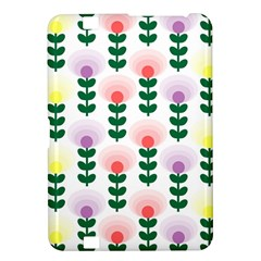 Floral Wallpaer Pattern Bright Bright Colorful Flowers Pattern Wallpaper Background Kindle Fire HD 8.9