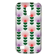 Floral Wallpaer Pattern Bright Bright Colorful Flowers Pattern Wallpaper Background Galaxy S4 Mini