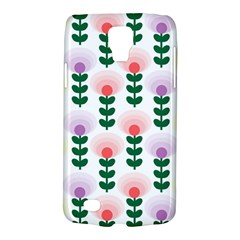 Floral Wallpaer Pattern Bright Bright Colorful Flowers Pattern Wallpaper Background Galaxy S4 Active