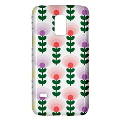 Floral Wallpaer Pattern Bright Bright Colorful Flowers Pattern Wallpaper Background Galaxy S5 Mini