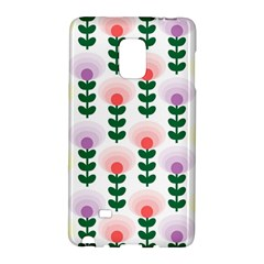 Floral Wallpaer Pattern Bright Bright Colorful Flowers Pattern Wallpaper Background Galaxy Note Edge