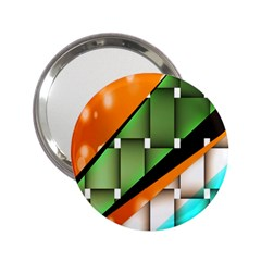 Abstract Wallpapers 2 25  Handbag Mirrors