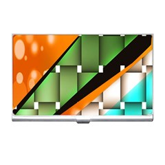 Abstract Wallpapers Business Card Holders