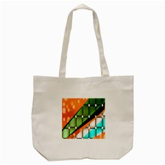 Abstract Wallpapers Tote Bag (cream)