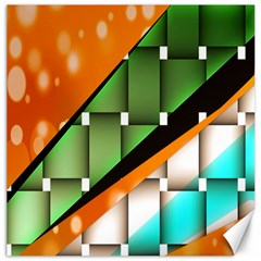 Abstract Wallpapers Canvas 12  X 12