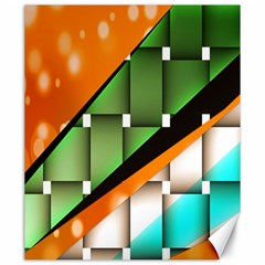 Abstract Wallpapers Canvas 20  x 24