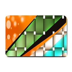 Abstract Wallpapers Small Doormat