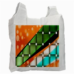 Abstract Wallpapers Recycle Bag (two Side)