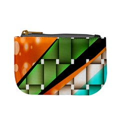 Abstract Wallpapers Mini Coin Purses