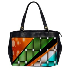 Abstract Wallpapers Office Handbags