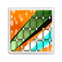 Abstract Wallpapers Memory Card Reader (square)