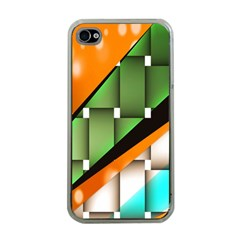 Abstract Wallpapers Apple iPhone 4 Case (Clear)