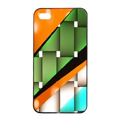 Abstract Wallpapers Apple Iphone 4/4s Seamless Case (black)