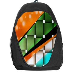Abstract Wallpapers Backpack Bag