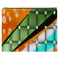 Abstract Wallpapers Cosmetic Bag (XXXL)