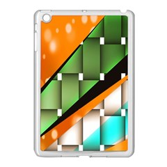 Abstract Wallpapers Apple iPad Mini Case (White)