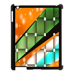 Abstract Wallpapers Apple iPad 3/4 Case (Black)