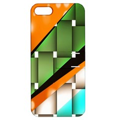 Abstract Wallpapers Apple iPhone 5 Hardshell Case with Stand