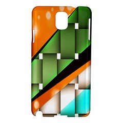 Abstract Wallpapers Samsung Galaxy Note 3 N9005 Hardshell Case