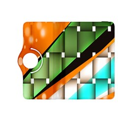 Abstract Wallpapers Kindle Fire HDX 8.9  Flip 360 Case