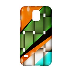Abstract Wallpapers Samsung Galaxy S5 Hardshell Case