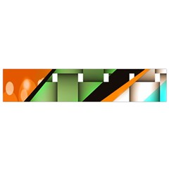 Abstract Wallpapers Flano Scarf (Small)