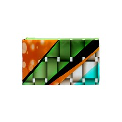 Abstract Wallpapers Cosmetic Bag (XS)