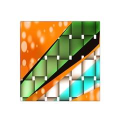 Abstract Wallpapers Satin Bandana Scarf