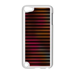 Colorful Venetian Blinds Effect Apple Ipod Touch 5 Case (white)