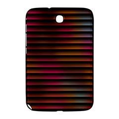 Colorful Venetian Blinds Effect Samsung Galaxy Note 8.0 N5100 Hardshell Case