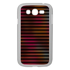 Colorful Venetian Blinds Effect Samsung Galaxy Grand DUOS I9082 Case (White)