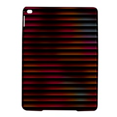 Colorful Venetian Blinds Effect iPad Air 2 Hardshell Cases