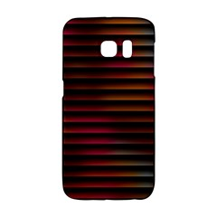 Colorful Venetian Blinds Effect Galaxy S6 Edge