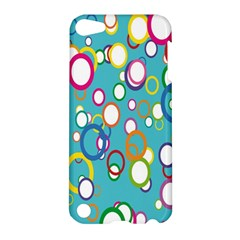 Circles Abstract Color Apple iPod Touch 5 Hardshell Case