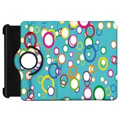 Circles Abstract Color Kindle Fire HD 7
