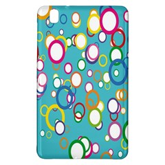 Circles Abstract Color Samsung Galaxy Tab Pro 8.4 Hardshell Case