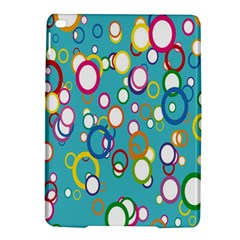 Circles Abstract Color iPad Air 2 Hardshell Cases