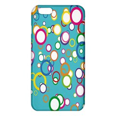 Circles Abstract Color iPhone 6 Plus/6S Plus TPU Case