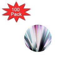 Flower Petals Abstract Background Wallpaper 1  Mini Magnets (100 pack)