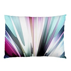Flower Petals Abstract Background Wallpaper Pillow Case